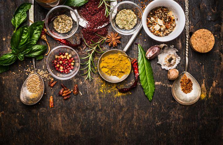 هذه الأعشاب والتوابل ليس فقط تحسين طعم الأطباق، ولكن أيضا علاج الأمراض!