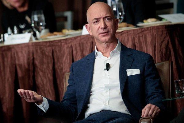 جيف Bezos