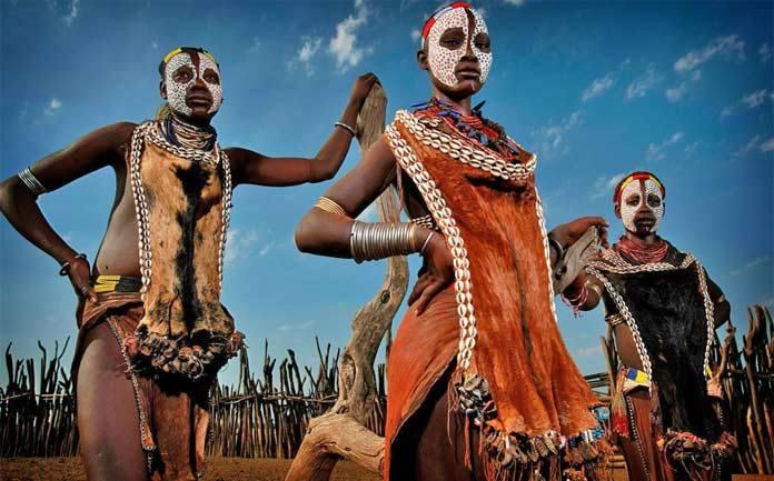 أجمل النساء الإثيوبيات على هذا الكوكب