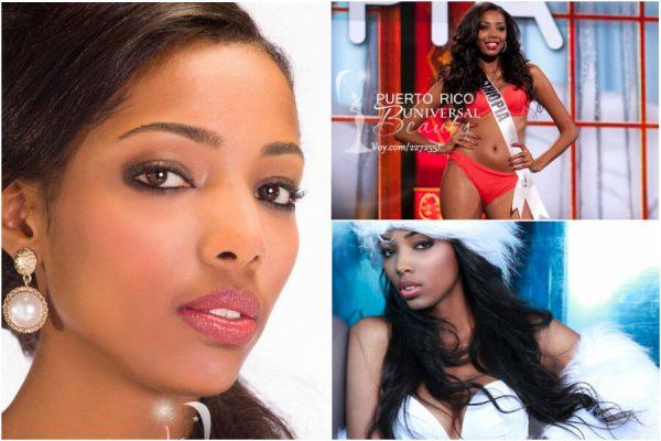 Mhadere Tigabe هي صاحبة لقب ملكة جمال الجمال الإثيوبي الذي توج ملكة جمال Universe Ethiopia 2013
