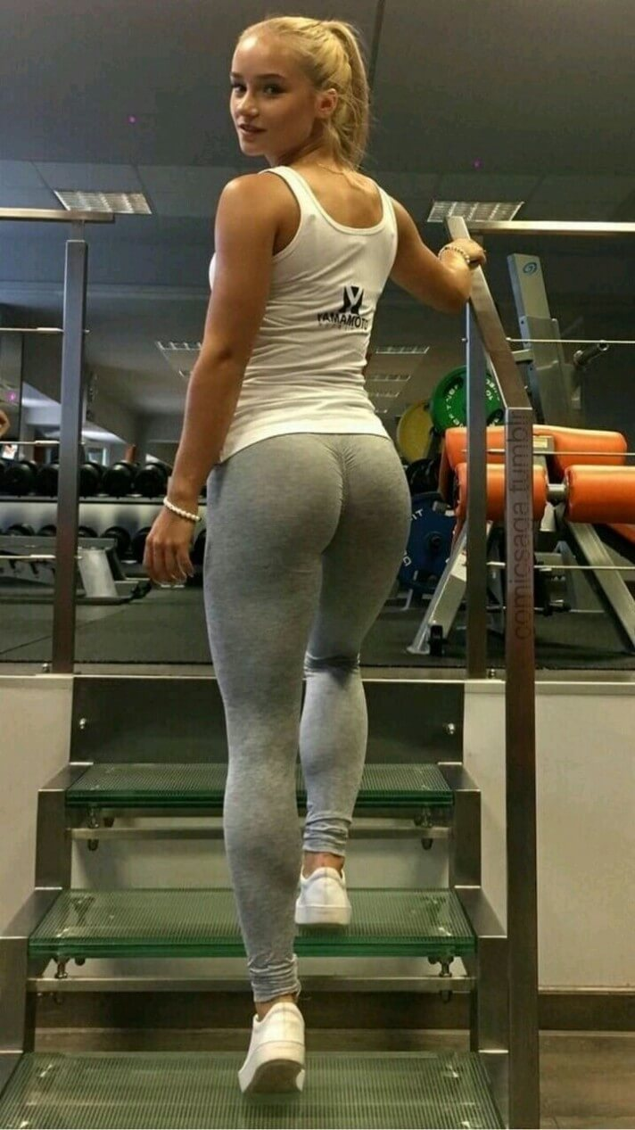 بنات رياضية جميلة